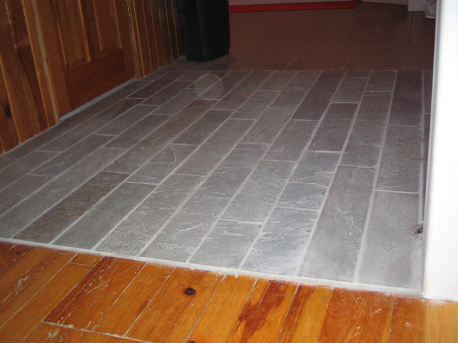 Shop projects for Bluestone flooring