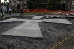 Cross-base-flagstone-pieces