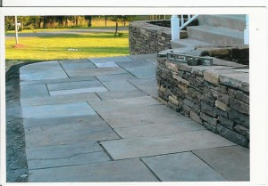 Random-pattern-natural-cleft-bluestone