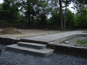 Custom-natural-cleft-bluestone-steps-and-walkway
